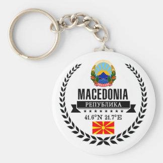 Macedonia Key Ring