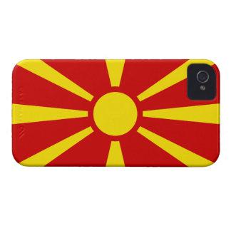 Macedonia – Macedonian Flag Case-Mate iPhone 4 Case