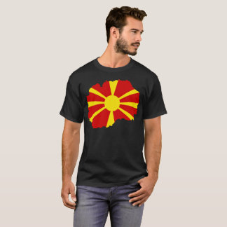 Macedonia Nation T-Shirt