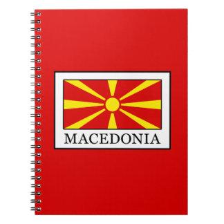 Macedonia Notebook