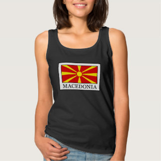 Macedonia Singlet