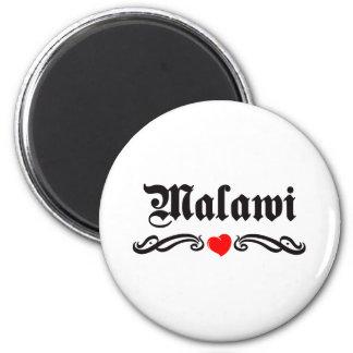 Macedonia Tattoo Style Magnet