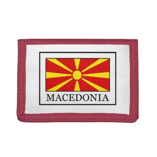 Macedonia Tri-fold Wallets