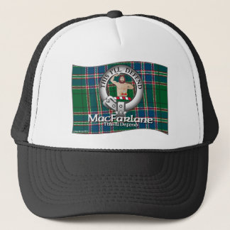 MacFarlane Clan Trucker Hat
