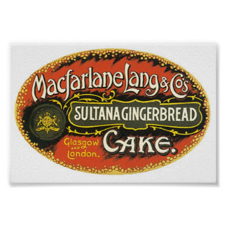 Macfarlane Lang & Co's Label Poster