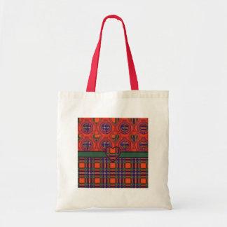 Macfarlane Scottish tartan Canvas Bags