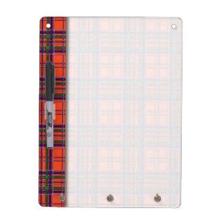 Macgillivary clan Plaid Scottish tartan Dry Erase Whiteboards