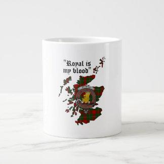 MacGregor Clan Badge Jumbo Mug