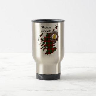 MacGregor Clan Badge Travel Mug