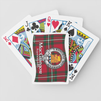 MacGregor Clan Bicycle Playing Cards