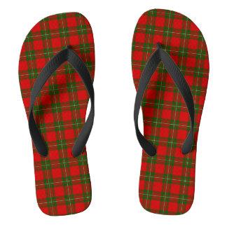 MacGregor Tartan Thongs