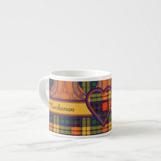 MacGrensich clan Plaid Scottish kilt tartan Espresso Mug