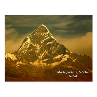 Machapuchare Postcard