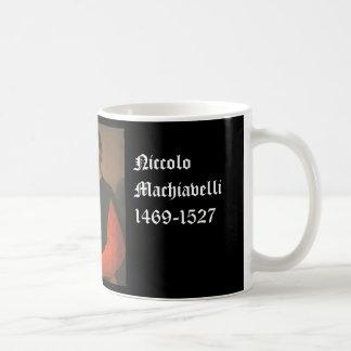 Machiavelli 2 coffee mug