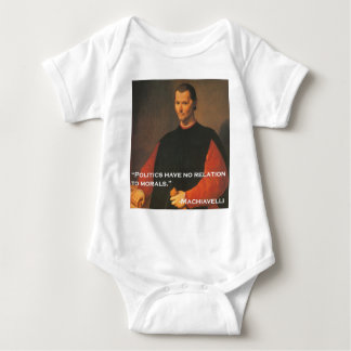 Machiavelli 2 Light Apparel Baby Bodysuit