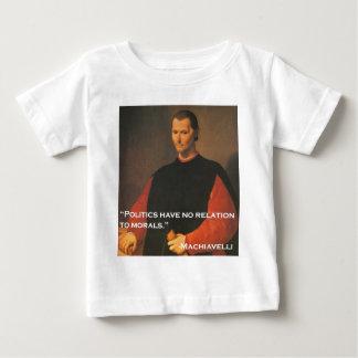Machiavelli 2 Light Apparel Baby T-Shirt
