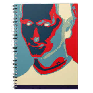 Machiavellian (Obama-style Poster) Note Book