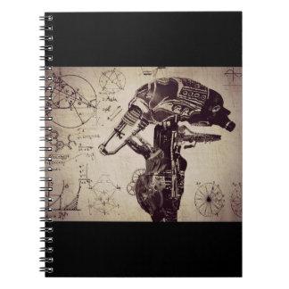 Machine Cult (Realization) Notebook