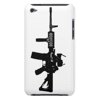 Machine Gun iPod Touch Covers