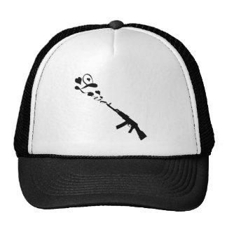 Machine Gun Love Hats
