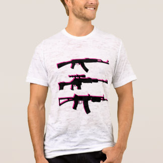 Machine Gun Mens T-Shirt