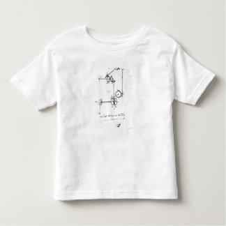 Machinery designs, fol. 399v-b tshirt