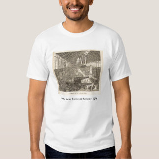 Machinery Hall Centennial Exhibition T-shirt