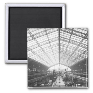 Machinery Hall, Universal Exhibition Square Magnet