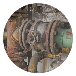machinery plate