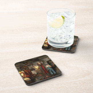 Machinist - Government approved 1919 Beverage Coaster