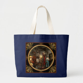 Machinist - Government approved 1919 Large Tote Bag