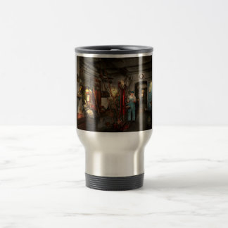 Machinist - Government approved 1919 Travel Mug