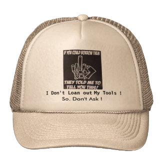 Machinist Hat