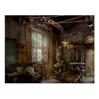 Machinist - Industrial revolution Postcard
