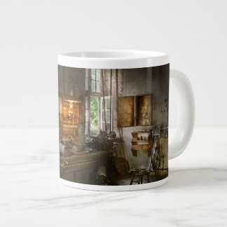 Machinist - Lathes Large Coffee Mug