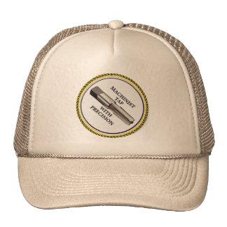 MACHINIST TAP WITH PRECISION CAP