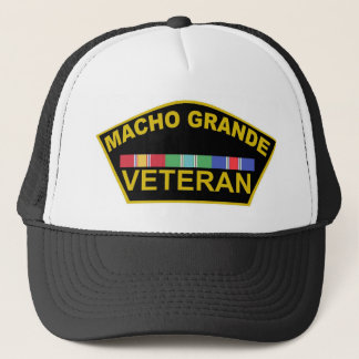 Macho Grande Trucker Hat