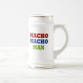 MACHO MAN COFFEE MUG