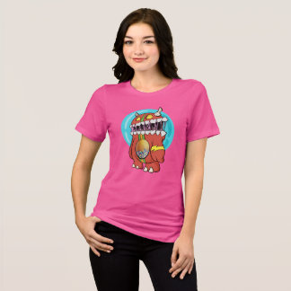 Macho Marv's Monster's #01 - Bubblegum Monster T-Shirt