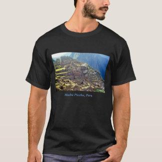 'Machu Picchu 3' dark T-Shirt