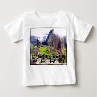 Machu Picchu Baby T-Shirt