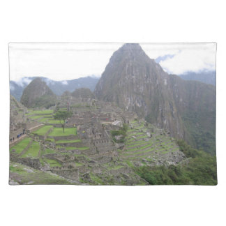 Machu Picchu Placemats