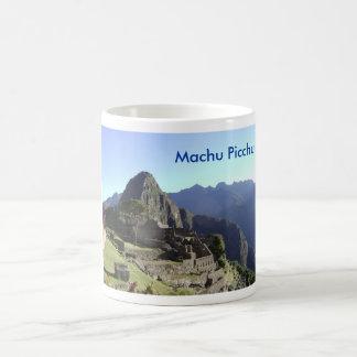 Machu Picchu cup Classic White Coffee Mug