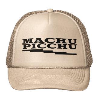 MACHU PICCHU HATS