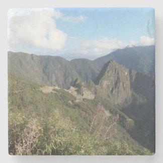 Machu Picchu Marble Stone Coaster