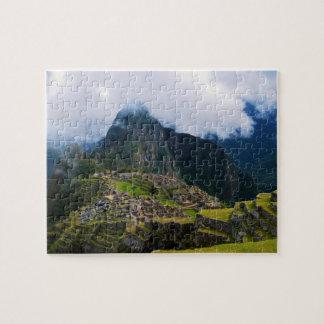 Machu Picchu Overlook, Peru Puzzle