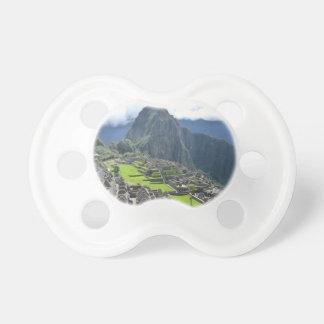 Machu Picchu Pacifiers