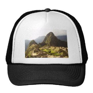 Machu Picchu Peru Hat