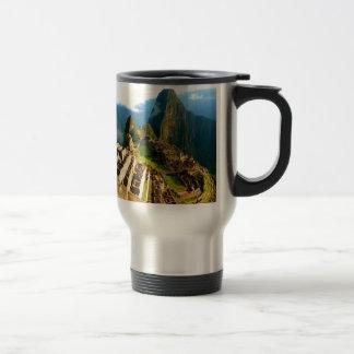 machu picchu peru inca mugs