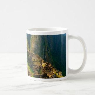 machu picchu peru inca mug